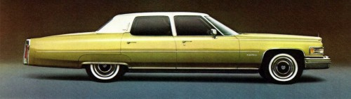 Image: 1976 Cadillac Fleetwood Brougham