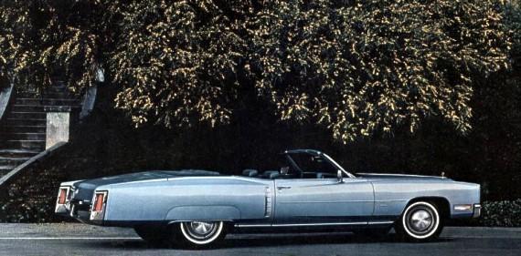 1971 Cadillac Eldorado Contents | AUTOMOTIVE MILEPOSTS