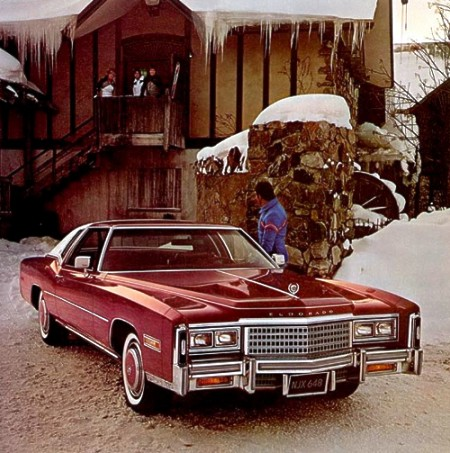 1978 Cadillac Eldorado Production Numbers Specifications