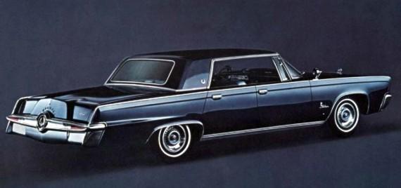 auctions 1964 chrysler imperial. Black Bedroom Furniture Sets. Home Design Ideas
