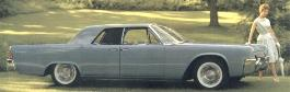 Image: 1961 Lincoln Continental