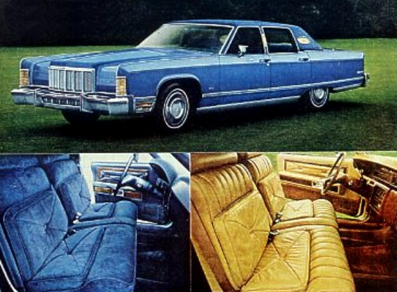 auctions 1975 lincoln continental. Black Bedroom Furniture Sets. Home Design Ideas