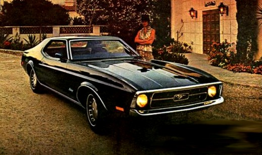 Auctions 1972 Ford Mustang