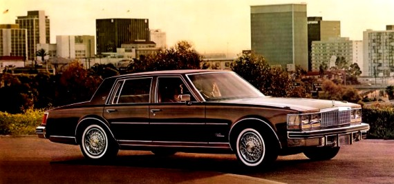 1977 Cadillac Seville Production Numbers/Specifications