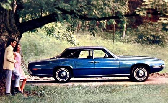 Auctions 1968 Ford Thunderbird