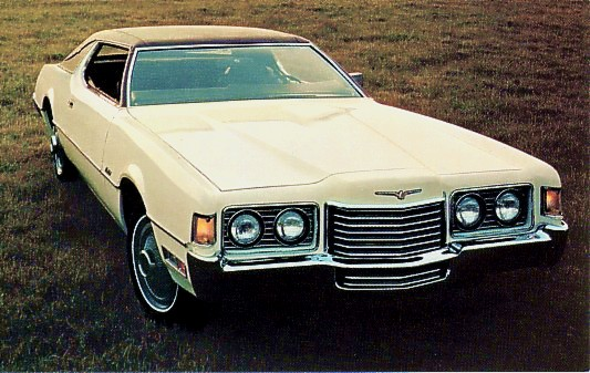 Auctions 1972 Ford Thunderbird