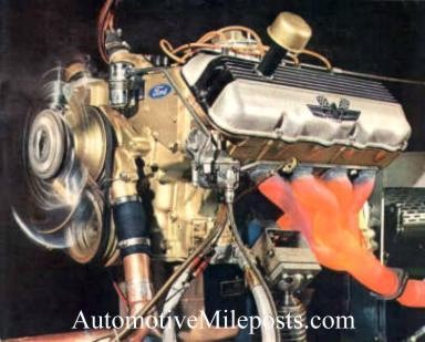 Brand New Ford 427 Engine 2 350 Auto Brevity