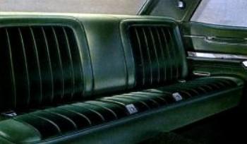 1967 Cadillac Interior Trim