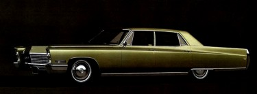 1967 Cadillac Production Numbers/Specifications