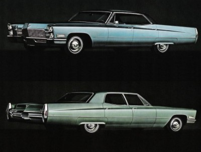 1968 cadillac production numbersspecifications image 1968 cadillac deville series four door publicscrutiny Image collections