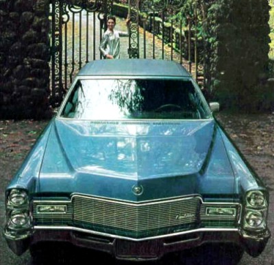 Image: 1968 Cadillac Fleetwood Brougham