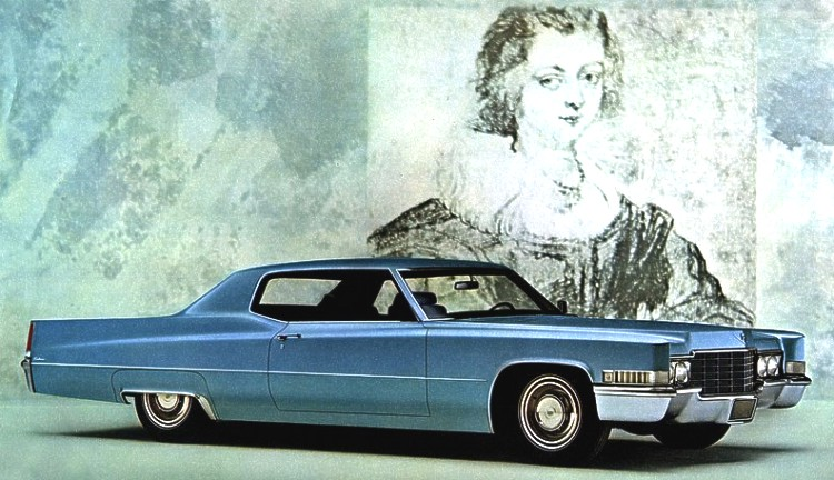 1969 Cadillac Production Numbers/Specifications