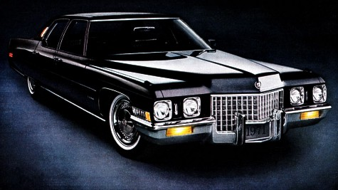 1971 cadillac production numbers/specifications