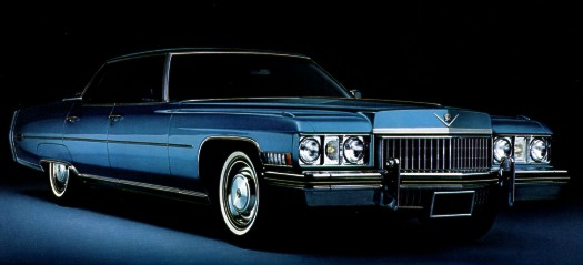 1973 Cadillac Production Numbers/Specifications