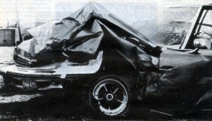 Image: 1974 Buick after crash