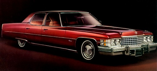 1974 Cadillac Production Numbers/Specifications