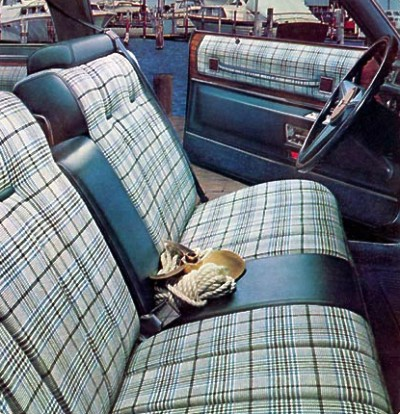 plaid car interior car interior design. Black Bedroom Furniture Sets. Home Design Ideas