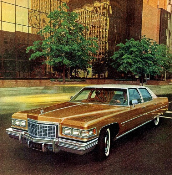 1976 Cadillac Production Numbers/Specifications