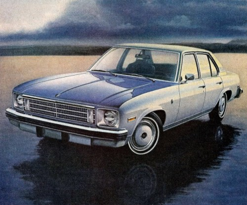 Image: 1975 Chevrolet Nova 4-Door Sedan