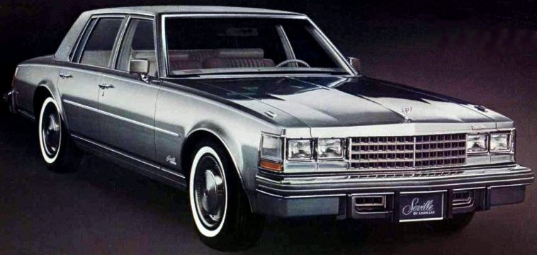 How The 1975 Chevrolet Nova Became A 1976 Cadillac Seville