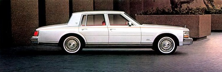 1977 Cadillac Seville Contents | AUTOMOTIVE MILEPOSTS