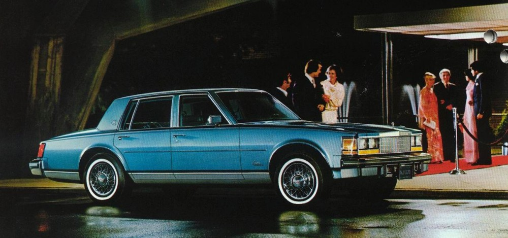 1979 Cadillac Seville Production Numbers/Specifications