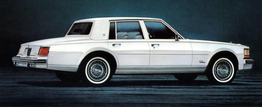 1979 Cadillac Seville Standard Equipment