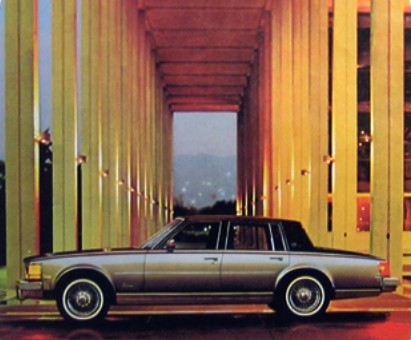 1979 Cadillac Seville Interior Trim