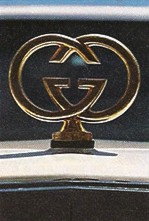 Image: Gucci Seville GG hood ornament