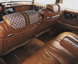 1978 1979 cadillac gucci seville. Black Bedroom Furniture Sets. Home Design Ideas