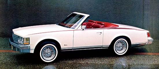 Cadillac Seville Milan Roadster