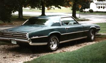 1967 Ford Thunderbird Tudor Hardtop
