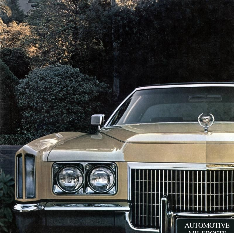 1971 Cadillac Eldorado Production NumbersSpecifications