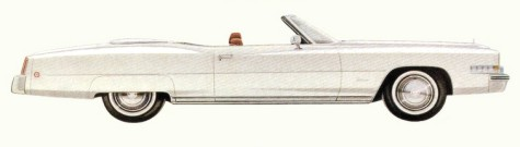 1973 Cadillac Eldorado Production NumbersSpecifications