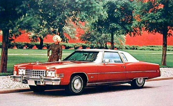1973 Cadillac Eldorado Production Numbers/Specifications