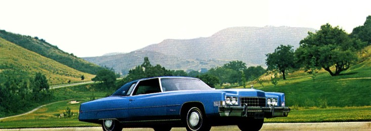 1973 Cadillac Eldorado Production Numbers/Specifications