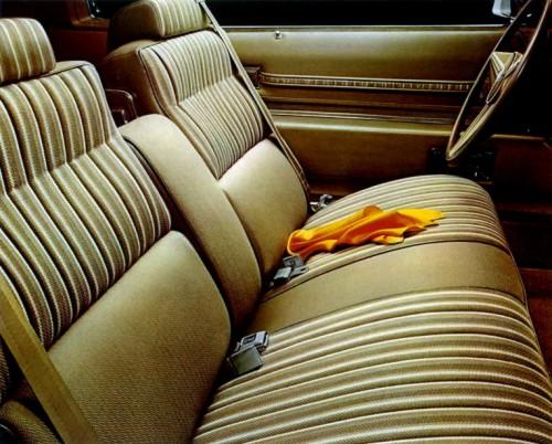 1974 Cadillac Eldorado Interior Trim