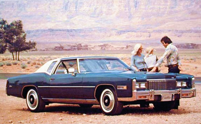 1976 Cadillac Eldorado Contents Automotive Mileposts