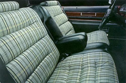 1976 Cadillac Paint Colors