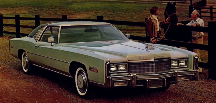1977 cadillac eldorado contents automotive mileposts. Black Bedroom Furniture Sets. Home Design Ideas