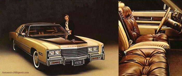 1976 Continental Mark Iv Desert Sand Luxury Group