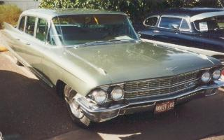 SOLD - 1962 Cadillac Fleetwood Seventy-Five Sedan