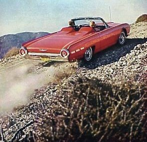 Image: 1962 Ford Thunderbird Sports Roadster