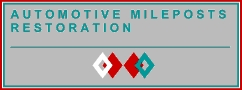 Image: Automotive Mileposts Restoration
