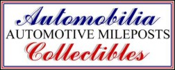 AUTOMOTIVE MILEPOSTS | Automobilia & Collectibles - Die Cast Cars