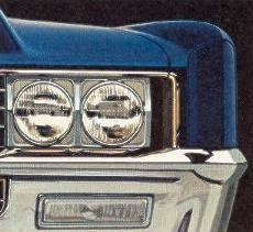 Retractable Headlamps