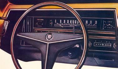 1969 Cadillac Eldorado Optional Equipment