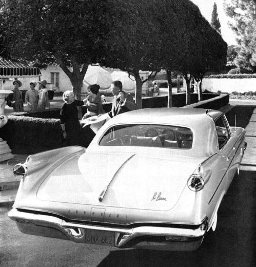 1960 Imperial Production Numbers Specifications