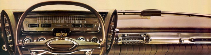 1961 Imperial Instrument Panel