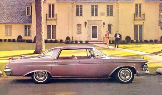 1962 Imperial Optional Equipment